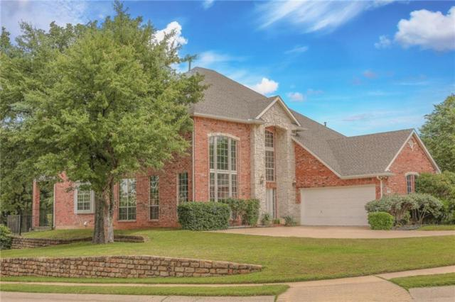 901 Heatherglen Court, Highland Village, TX 75077 (MLS #14081790) :: The Hornburg Real Estate Group