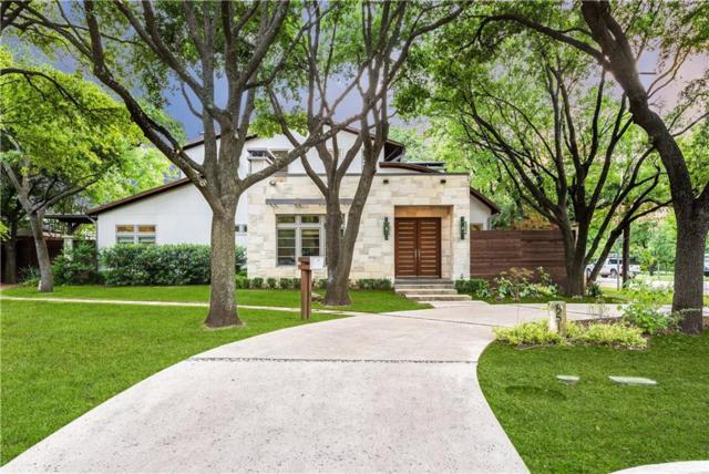 8519 Swananoah Road, Dallas, TX 75209 (MLS #14081991) :: The Mitchell Group