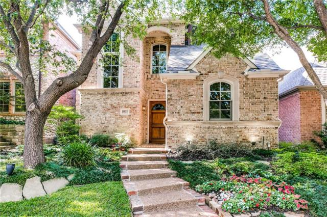 11823 Brookhill Lane, Dallas, TX 75230 (MLS #14082084) :: RE/MAX Town & Country