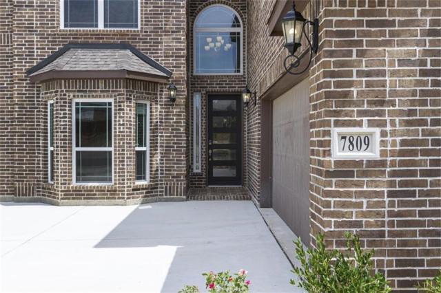 7809 Castle Pines Lane, Denton, TX 76208 (MLS #14082210) :: Real Estate By Design