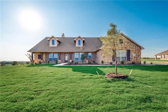 7401 Green Mesa Lane, Ponder, TX 76249 (MLS #14082274) :: Baldree Home Team