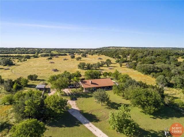 1152 W Fm 218, Zephyr, TX 76890 (MLS #14082536) :: The Real Estate Station