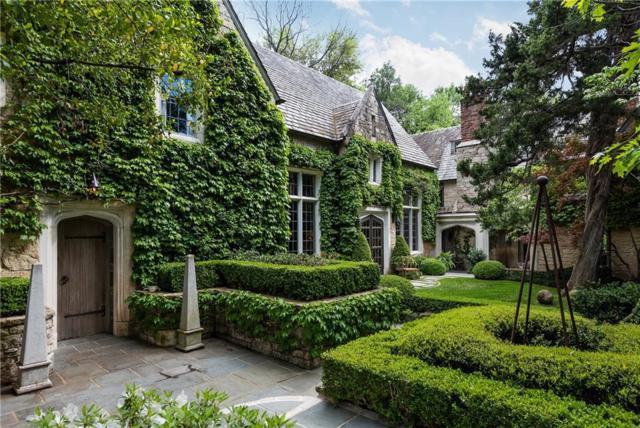 3712 Alice Circle, Highland Park, TX 75205 (MLS #14082625) :: The Hornburg Real Estate Group