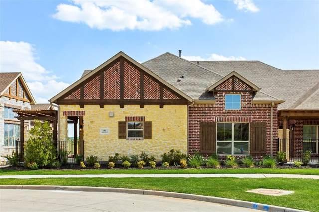 3961 Dalea Drive, Prosper, TX 75078 (MLS #14082638) :: The Heyl Group at Keller Williams