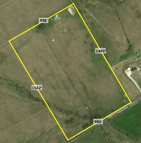 2210 Derrs Chapel Road, Italy, TX 76651 (MLS #14083550) :: The Mitchell Group