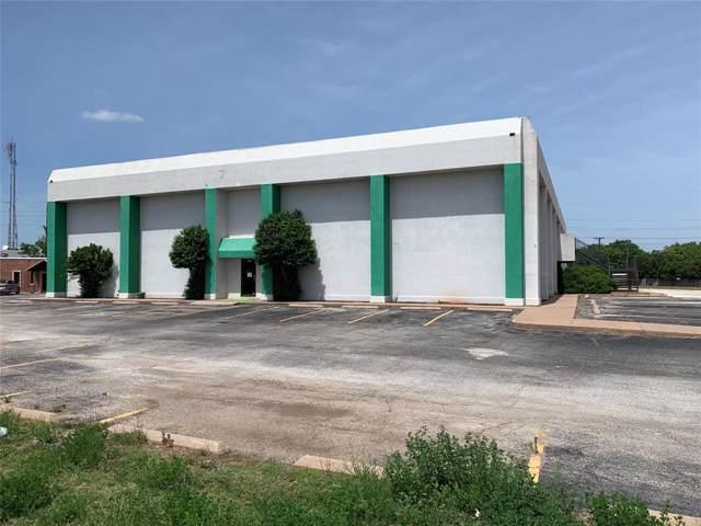 2565 S Danville Drive, Abilene, TX 79605 (MLS #14084072) :: Real Estate By Design