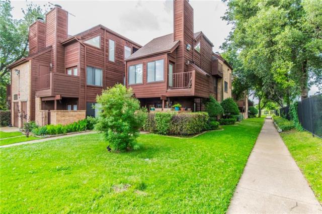 1700 Baird Farm Circle #1212, Arlington, TX 76006 (MLS #14084156) :: Team Hodnett