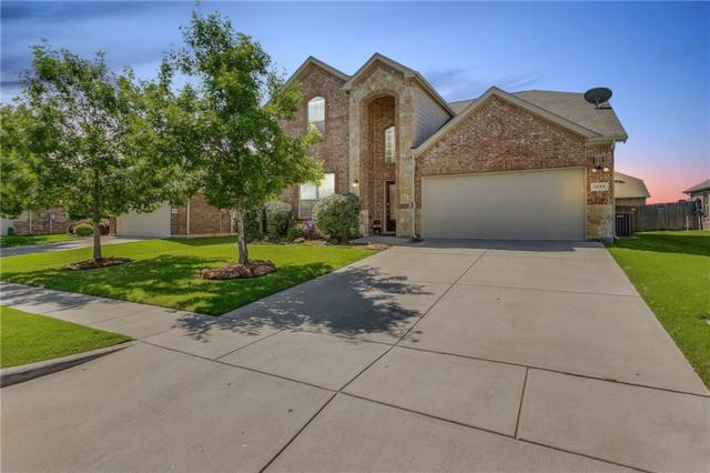 1333 Shelley Drive, Burleson, TX 76028 (MLS #14085369) :: Baldree Home Team