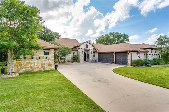 136 Birdie Drive, Lipan, TX 76462 (MLS #14085802) :: HergGroup Dallas-Fort Worth