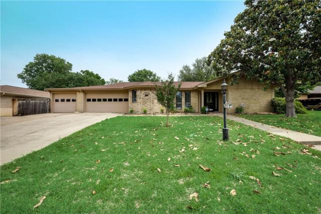 6513 Winifred Drive, Fort Worth, TX 76133 (MLS #14085815) :: Real Estate By Design