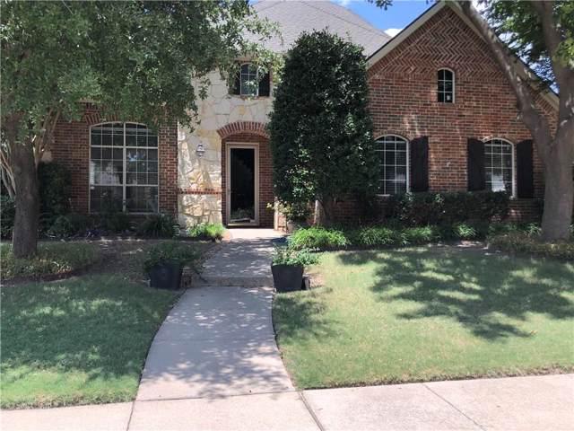1104 Bristlewood Drive, Mckinney, TX 75072 (MLS #14086015) :: Tenesha Lusk Realty Group