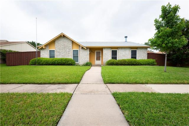 4856 S Colony Boulevard, The Colony, TX 75056 (MLS #14086023) :: The Hornburg Real Estate Group