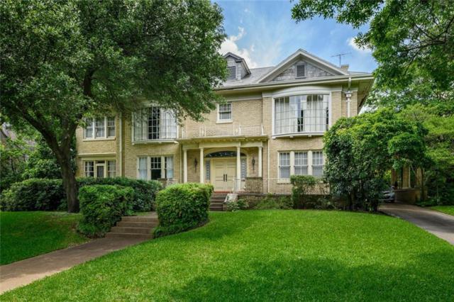 4211 Lakeside Drive, Highland Park, TX 75219 (MLS #14086153) :: Frankie Arthur Real Estate
