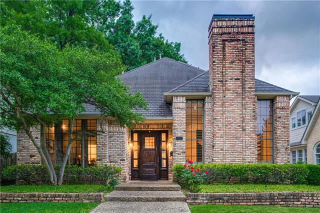 3453 Purdue Avenue, University Park, TX 75225 (MLS #14086344) :: Team Hodnett