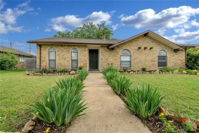 4836 Arbor Glen Road, The Colony, TX 75056 (MLS #14086422) :: The Hornburg Real Estate Group