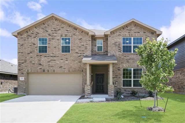 6253 Jackstaff Drive, Fort Worth, TX 76179 (MLS #14086513) :: Baldree Home Team