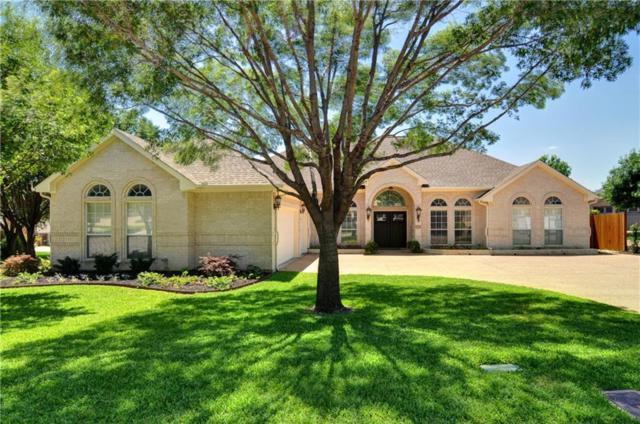 6936 Vista Ridge Court, Fort Worth, TX 76132 (MLS #14086914) :: All Cities Realty