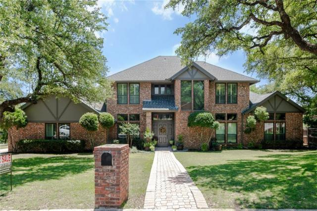 8624 Canyon Crest Road, Fort Worth, TX 76179 (MLS #14087064) :: Real Estate By Design