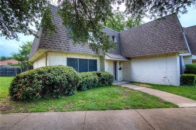 1751 Belshire Court, Fort Worth, TX 76140 (MLS #14087161) :: Team Hodnett