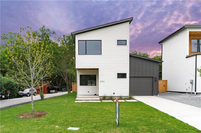 8703 San Leandro Drive, Dallas, TX 75218 (MLS #14087197) :: The Hornburg Real Estate Group