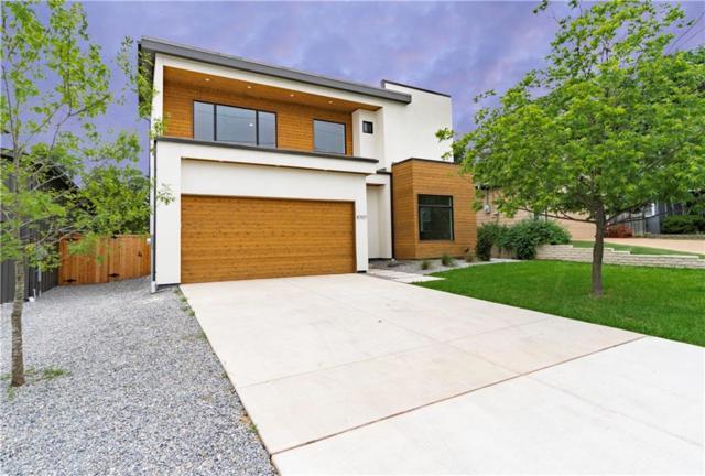 8707 San Leandro Drive, Dallas, TX 75218 (MLS #14087205) :: The Hornburg Real Estate Group