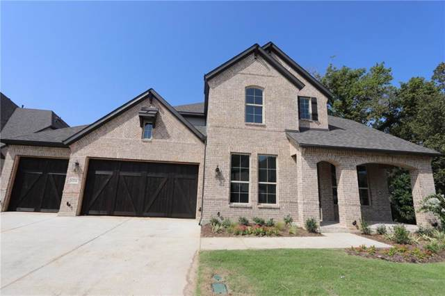 4216 Lombardy Court, Colleyville, TX 76034 (MLS #14087246) :: Kimberly Davis & Associates