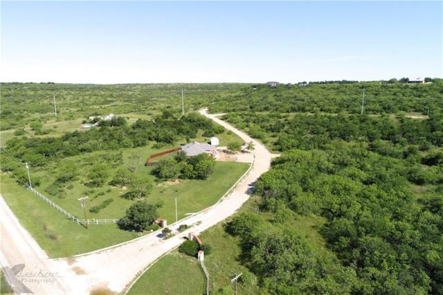 Lot 12 Saddle Ridge Drive, Baird, TX 79504 (MLS #14087340) :: NewHomePrograms.com LLC