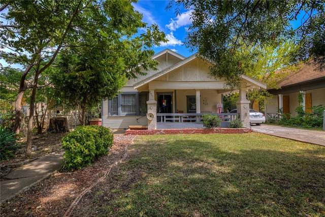 2805 S Jennings Avenue, Fort Worth, TX 76110 (MLS #14087883) :: The Mitchell Group