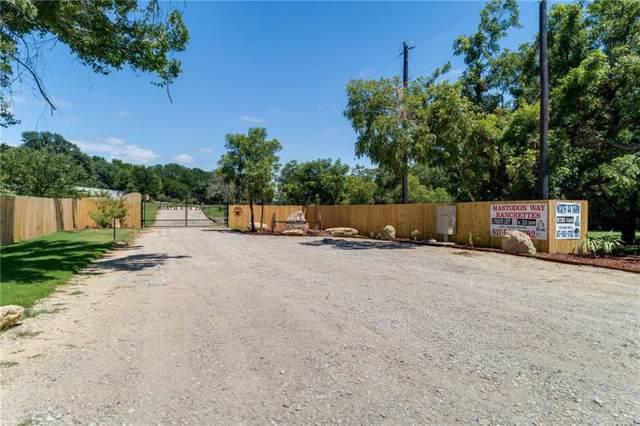 1011 N 44 Farm, Weatherford, TX 76085 (MLS #14088092) :: Team Tiller