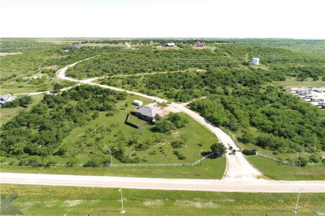 23 Acres in Saddle Ridge, Baird, TX 79504 (MLS #14088618) :: NewHomePrograms.com LLC