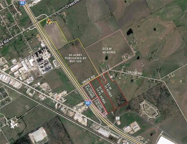0 Valek Road, Ennis, TX 75119 (MLS #14088679) :: Vibrant Real Estate