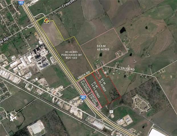 0 Valek Road, Ennis, TX 75119 (MLS #14088680) :: Vibrant Real Estate