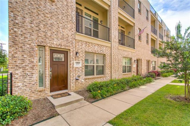 1302 Rancho Mirage Drive, Dallas, TX 75204 (MLS #14089184) :: RE/MAX Landmark