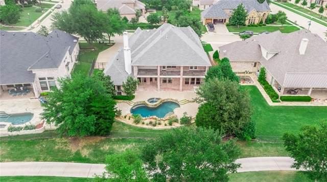 2850 Gentle Creek Trail, Prosper, TX 75078 (MLS #14089190) :: Kimberly Davis & Associates