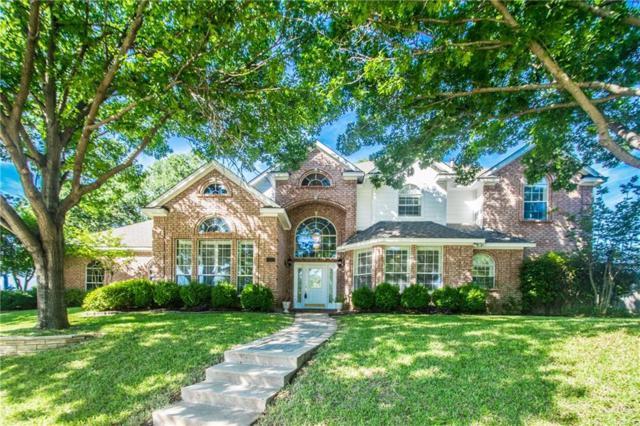 1438 Hidden Oaks Circle, Corinth, TX 76210 (MLS #14089224) :: McKissack Realty Group