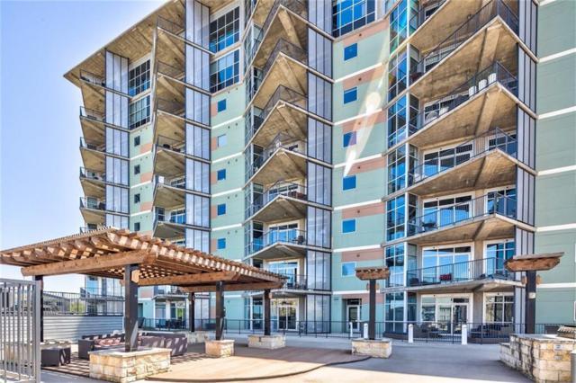 1001 Belleview Street #206, Dallas, TX 75215 (MLS #14089641) :: Team Hodnett