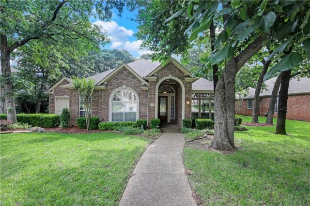 3102 Hidden Springs Drive, Corinth, TX 76210 (MLS #14090026) :: Team Tiller