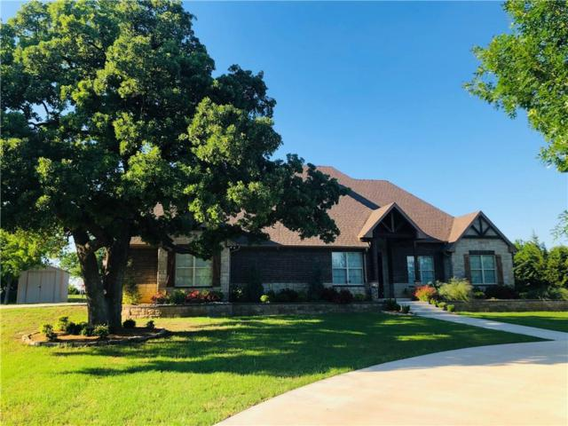 141 Country Club Road, Decatur, TX 76234 (MLS #14090061) :: RE/MAX Town & Country