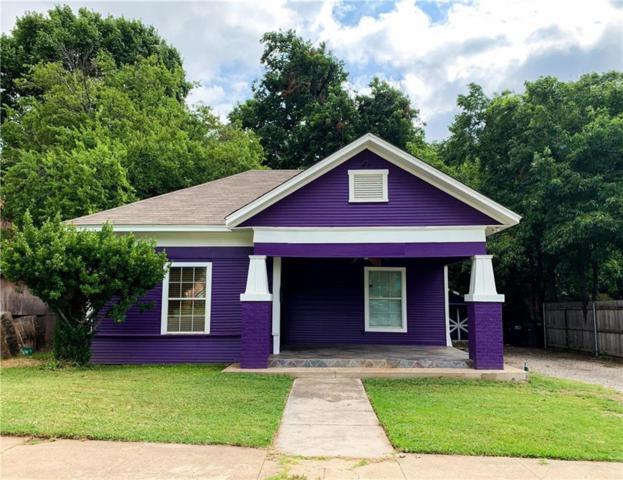 1504 Denver Avenue, Fort Worth, TX 76164 (MLS #14090349) :: Lynn Wilson with Keller Williams DFW/Southlake