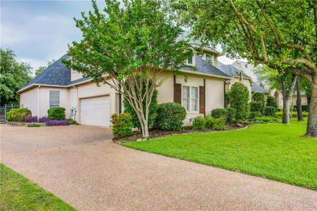 310 Oaklawn Drive, Colleyville, TX 76034 (MLS #14090711) :: The Tierny Jordan Network
