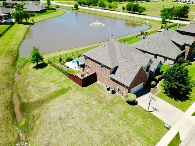 443 Meandering Creek Drive, Argyle, TX 76226 (MLS #14090943) :: Team Hodnett