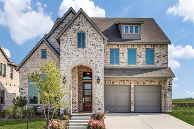 13471 Chalet, Frisco, TX 75035 (MLS #14091316) :: The Heyl Group at Keller Williams
