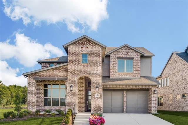 13489 Chalet, Frisco, TX 75035 (MLS #14091329) :: The Heyl Group at Keller Williams