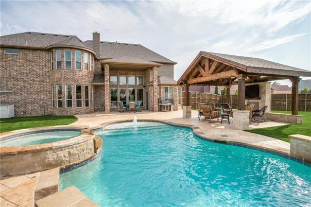2296 Middle Town Court, Allen, TX 75013 (MLS #14091547) :: Kimberly Davis & Associates