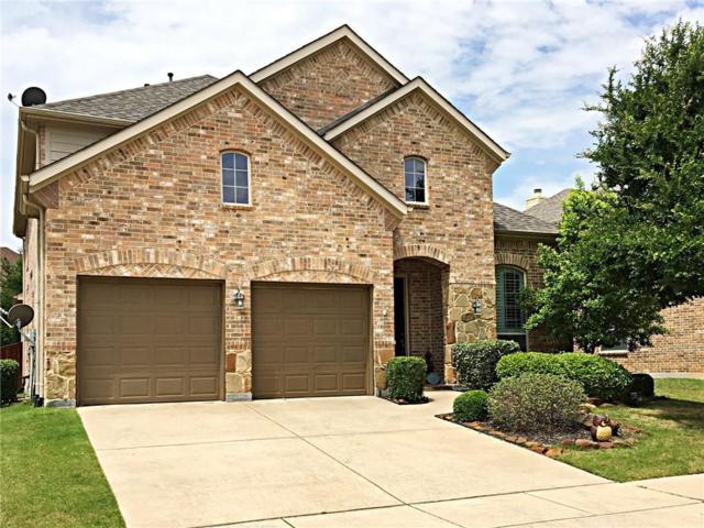 1332 Burnett Drive, Lantana, TX 76226 (MLS #14091597) :: The Real Estate Station