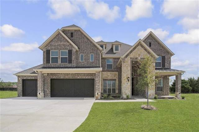 500 Cody Lane, Mansfield, TX 76063 (MLS #14091918) :: The Tierny Jordan Network