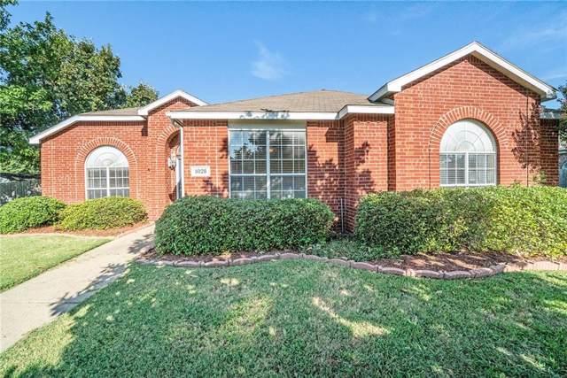 1028 Muscadine Vine Street, Crowley, TX 76036 (MLS #14091920) :: Potts Realty Group