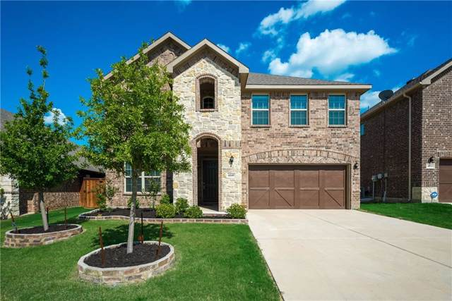 6549 Pecos Hill Lane, Fort Worth, TX 76123 (MLS #14092145) :: Real Estate By Design