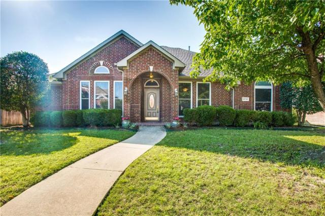 5710 Antioch Drive, Rowlett, TX 75089 (MLS #14092312) :: Vibrant Real Estate