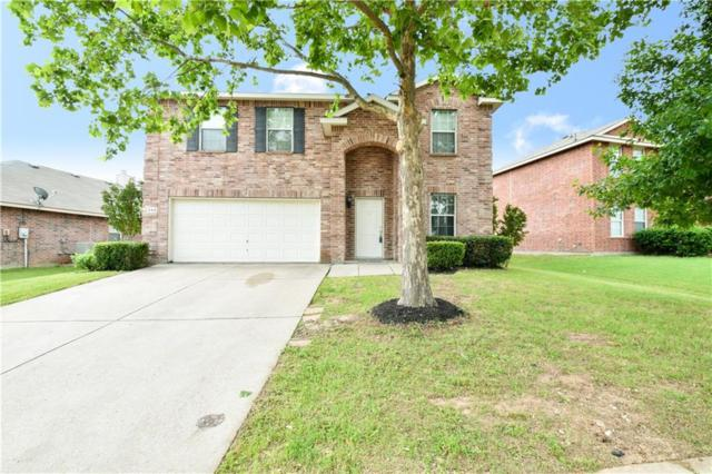 644 Horn Street, Crowley, TX 76036 (MLS #14092534) :: The Mitchell Group